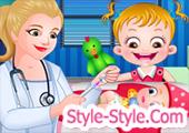 لعبة بيبي هازل حقن تطعيم المولود الجديد