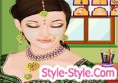 العاب مكياج بنات هندي