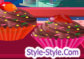 لعبة طبخ كب كيك العاب حلويات
