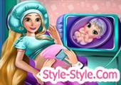 لعبة دكتور ربانزل الحامل