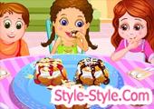 العاب طبخ حلويات للاطفال جديدة