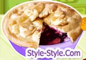 لعبة طبخ فطائر فطيرة التفاح 2015