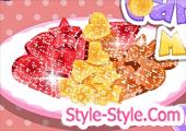 لعبة طبخ وصنع الحلويات