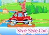 لعبة السيارة ويلي 6