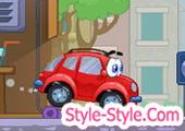 لعبة السيارة ولي 4 الجزء الرابع