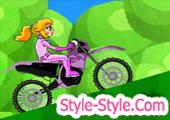 العاب دراجات نارية للبنات