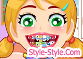 العاب دكتورة اسنان 2016