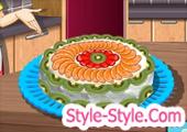 لعبة طبخ سارة كيك 2016