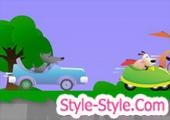 العاب سيارات اطفال