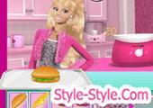 العاب طبخ همبرجر