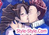 القبله السريه secret kiss
